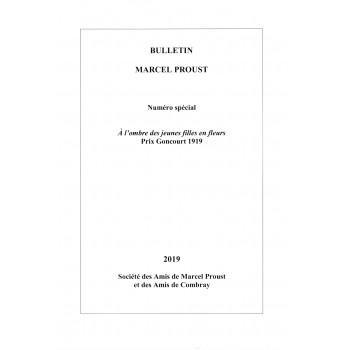 Bulletin Marcel Proust n°69...