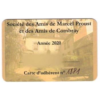 Annual Membership to SAMP -...
