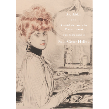 Paul-César Helleu Brochure