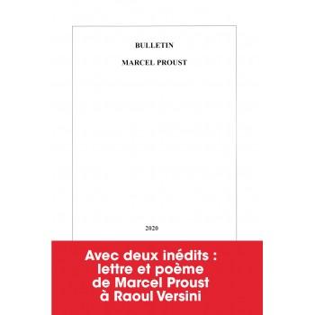 Bulletin Marcel Proust n°70...