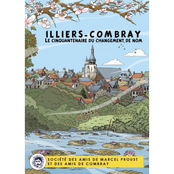 Illiers-Combray brochure
