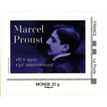 4 timbres 150e anniversaire...