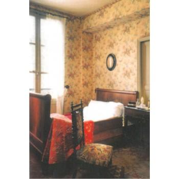"""""""Aunt Léonie's room"""" postcard"""