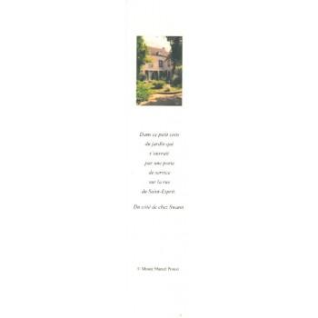 "Marque-Page ""Maison"""